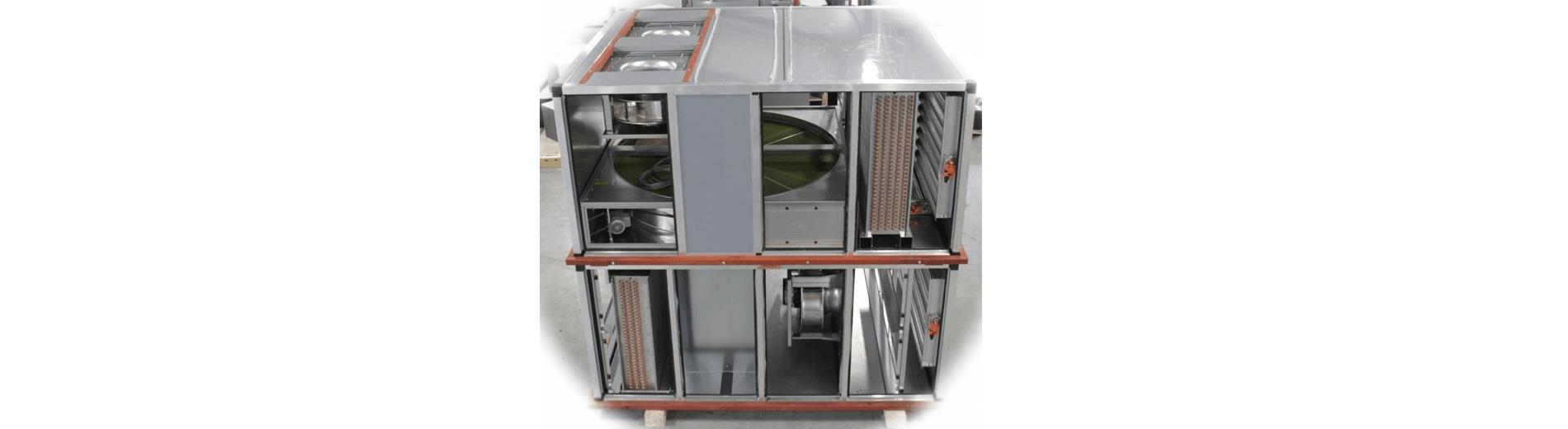 Package Air Handlers CRAC/CRAH Replacement